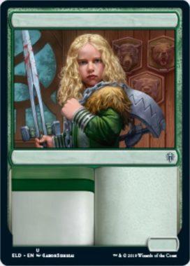 ショーケース枠カード その1(エルドレインの王権)