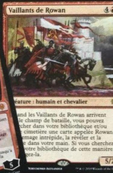 Rowan's Valiant(エルドレインの王権)