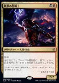 嵐拳の聖戦士 エルドレインの王権