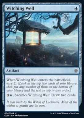 Witching Well(エルドレインの王権)
