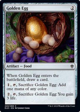 Golden Egg(エルドレインの王権)