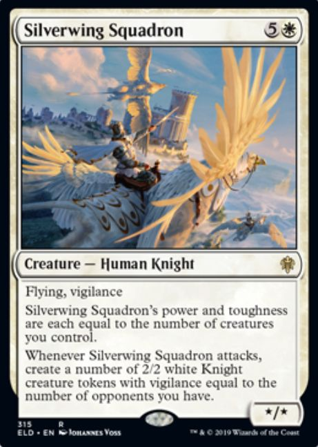Silverwing Squadron(エルドレインの王権)