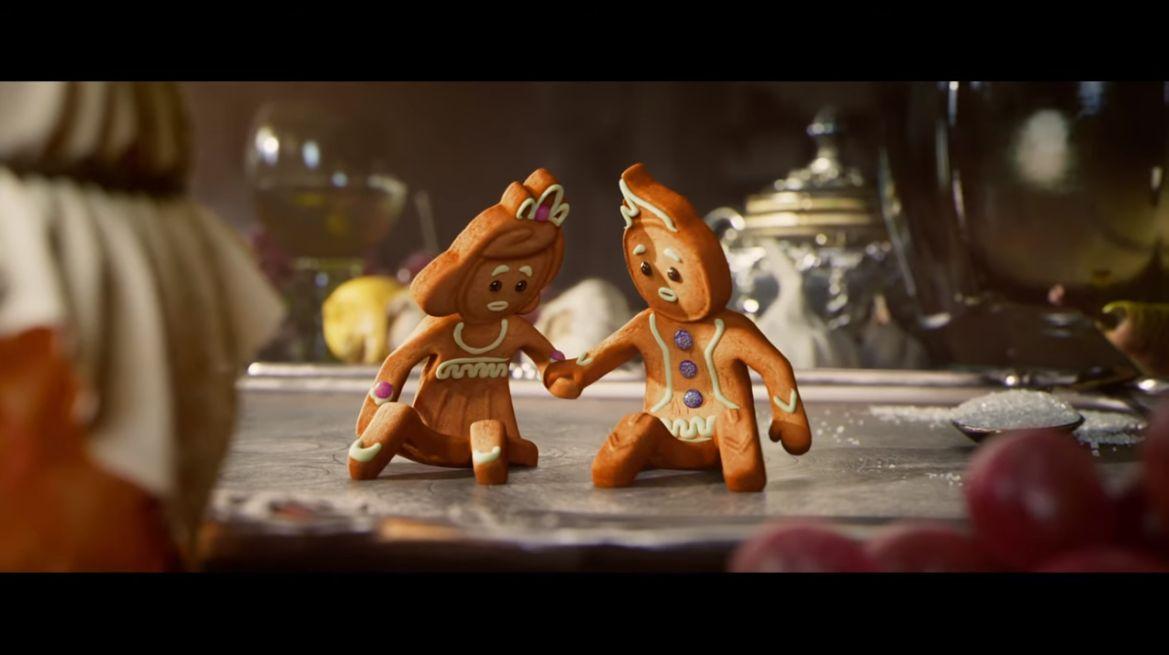 クッキーの王女とクッキーの王子(エルドレインの王権)