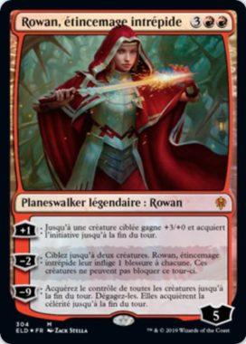 神話レアのプレインズウォーカー:エルドレインの王権「PWデッキ ローアン」収録
