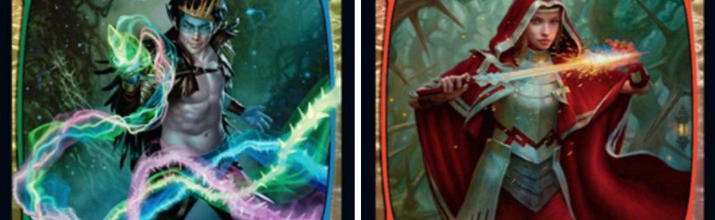【エルドレインの王権 PWデッキ】ローアン&オーコのプレインズウォーカーデッキ限定カードが公開!