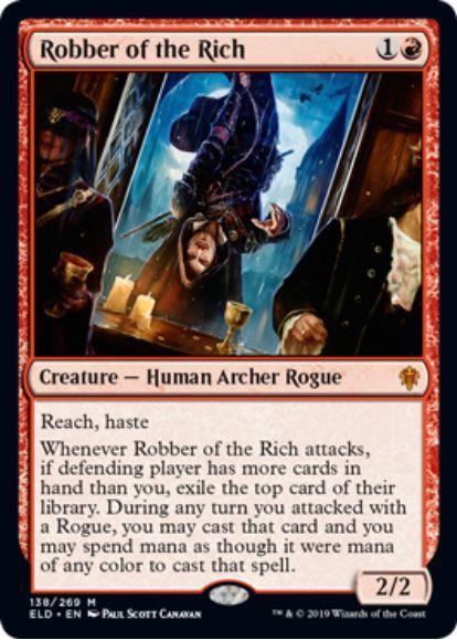 Robber of Rich(エルドレインの王権)