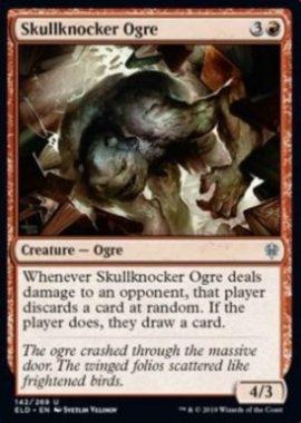 Skullknocker Ogre(エルドレインの王権)