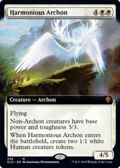 Harmonious Archon(エルドレインの王権 拡張アート版)
