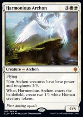 Harmonious Archon(エルドレインの王権)