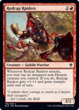 Redcap Raiders(エルドレインの王権)