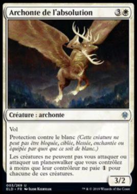 Archon of Absolution(エルドレインの王権)他言語版