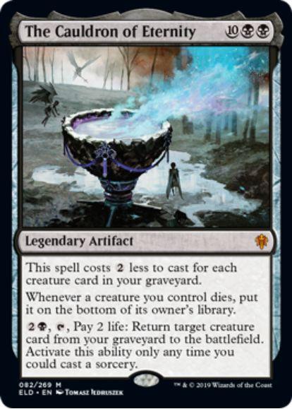 The Cauldron of Eternity(エルドレインの王権)