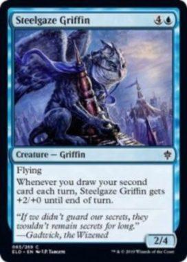 Steelgaze Griffin(エルドレインの王権)