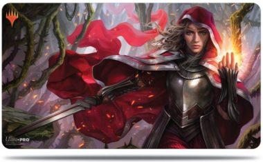 エルドレインの王権・キーアート:エルドレインの王権 プレイマット