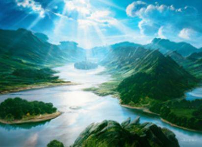 【エルドレインの王権】青コモンのカード画像一覧!リミテッド(ドラフト)最高点数の一枚は?<アンケート付き>