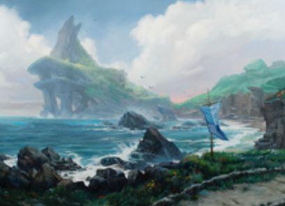【エルドレインの王権】青アンコモンのカード画像一覧!リミテッド(ドラフト)最高点数の一枚は?<アンケート付き>