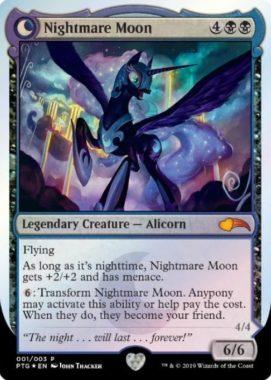 Nightmare Moon:My Little Pony Crossover