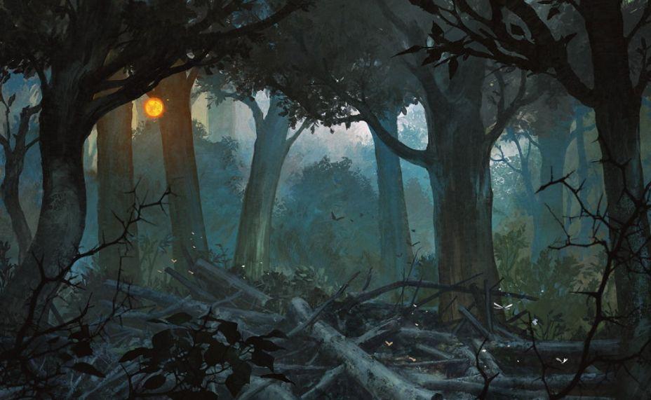 MTG「エルドレインの王権」公式ストーリー 第2回:むかしむかし