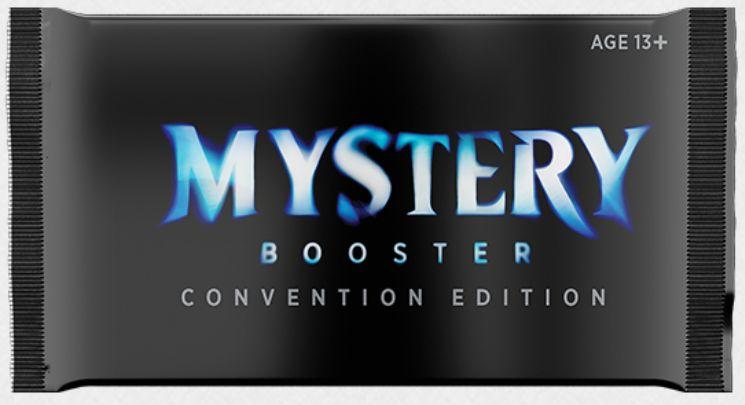 MTG「Mystery Booster(ミステリーブースター)」が発表!詳細は2019年11月開催のマジックフェストで公開予定!