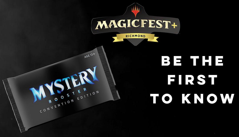 マジックフェスト・リッチモンド:MTG「Mystery Booster(ミステリーブースター)」