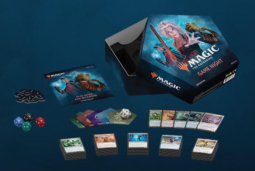 MTG「Magic Game Night 2019」の製品画像サンプル