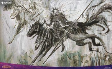 【アート】残忍な騎士(エルドレインの王権)PC壁紙