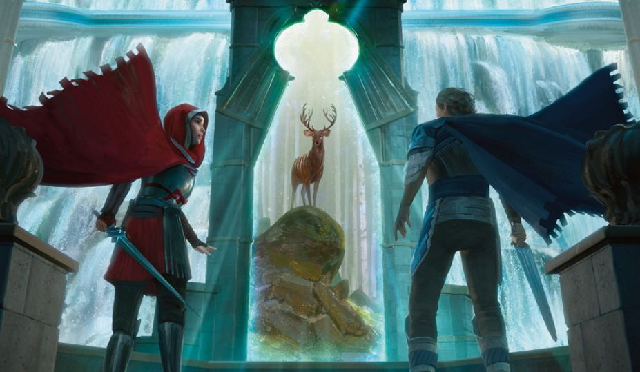 MTG「エルドレインの王権」公式ストーリー 第4回:不可解な幻視