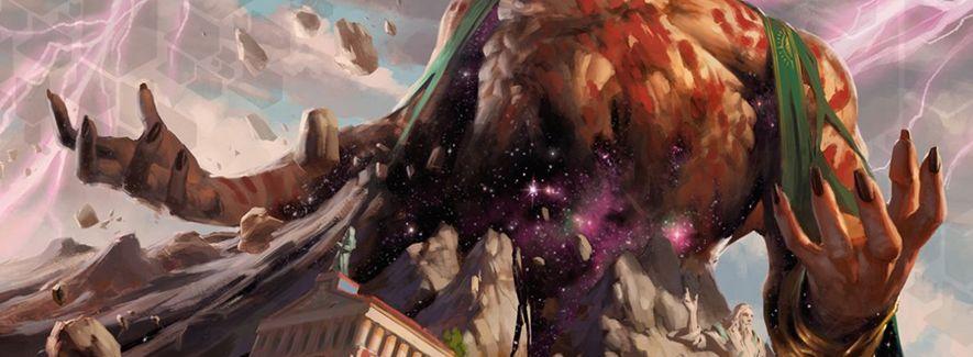 神々の軍勢のイメージ画像