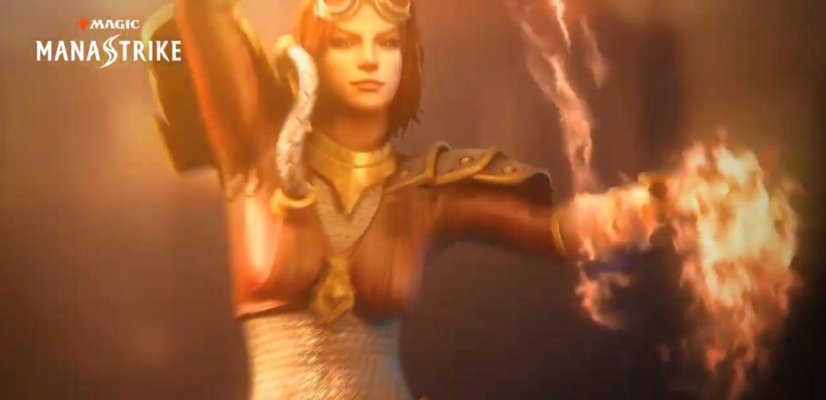 MTG「Magic: ManaStrike」が発表!スマホ向けのリアルタイム戦略対戦ゲーム!