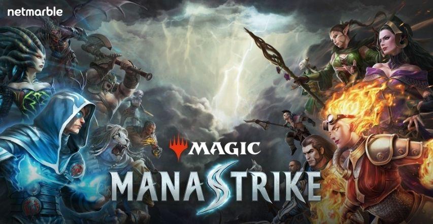 MTG「Magic: ManaStrike(マナストライク)」の公式ティザー画像