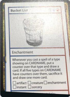 Bucket List | Mystery Booster(ミステリーブースター)収録カード