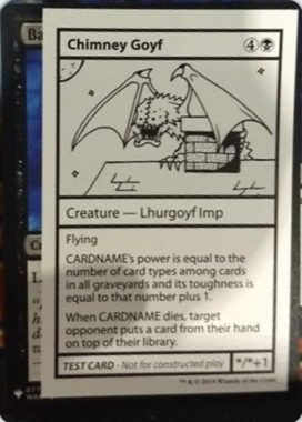 Chimney Goyf | Mystery Booster(ミステリーブースター)収録カード