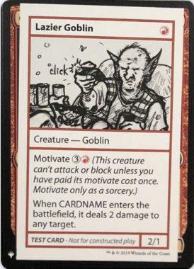 Lazier Goblin | Mystery Booster(ミステリーブースター)収録カード