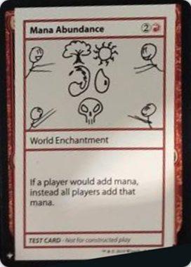 Mana Abundance | Mystery Booster(ミステリーブースター)収録カード