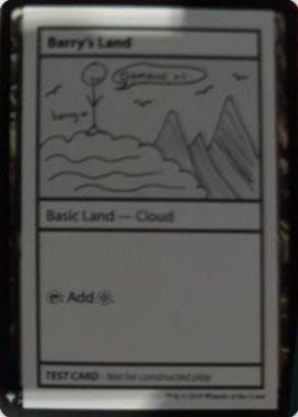 Barry's Land | Mystery Booster(ミステリーブースター)収録カード