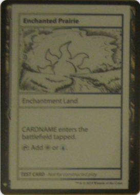 Enchanted Prairie | Mystery Booster(ミステリーブースター)収録カード