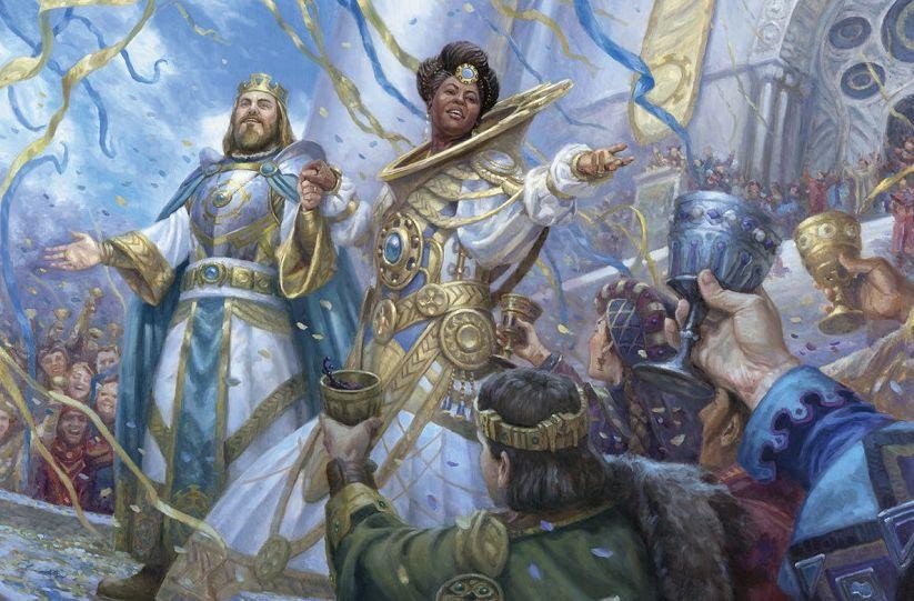 MTG「エルドレインの王権」公式ストーリー 第8回:めでたしめでたし