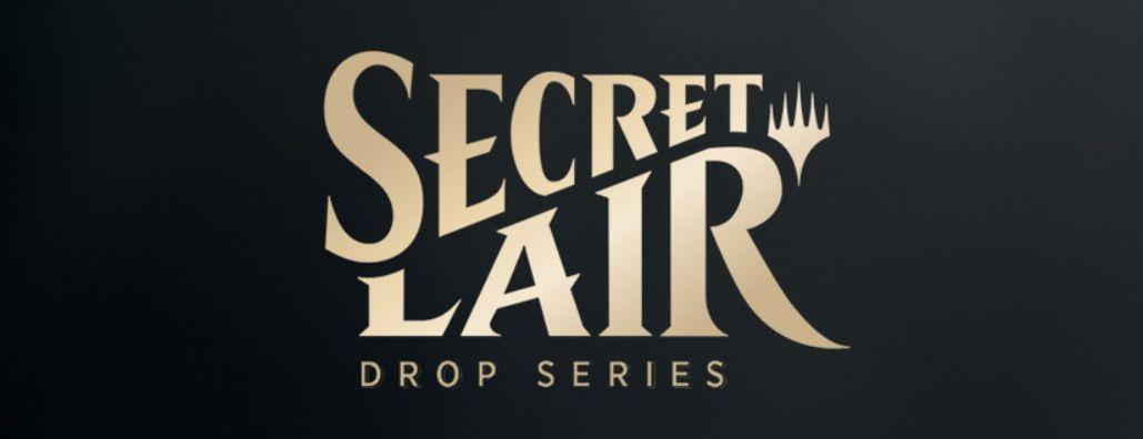 MTG「Secret Lair」のロゴ