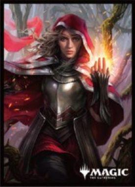 エルドレインの王権・キーアート:エンスカイ「プレイヤーズカードスリーブ」エルドレインの王権