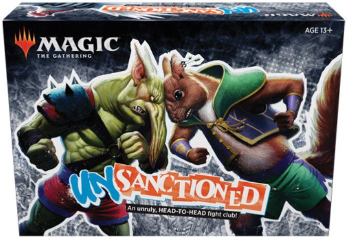 【駿河屋】MTG「Unsanctioned」が駿河屋で予約解禁!2020年2月29日発売の銀枠「構築済み」セット!