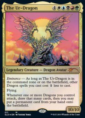 The Ur-Dragon:Secret Lair「Kaleidoscope Killers」収録