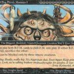 B.F.M. (Big Furry Monster)アングルード