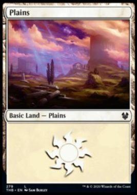 平地(Plains)テーロス還魂記