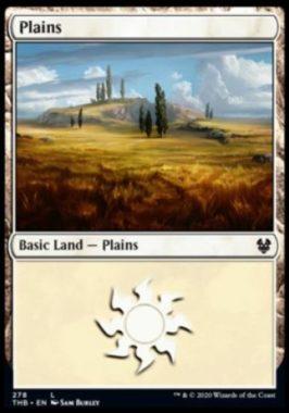 平地(Plains)テーロス還魂記2