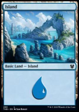 島(Island)テーロス還魂記