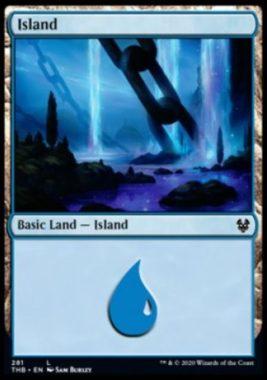 島(Island)テーロス還魂記2