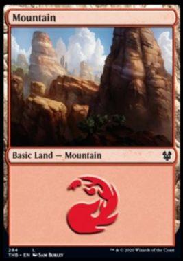 山(Mountain)テーロス還魂記