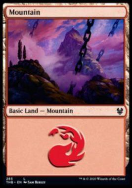 山(Mountain)テーロス還魂記2