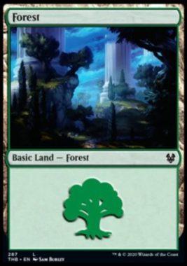 森(Forest)テーロス還魂記