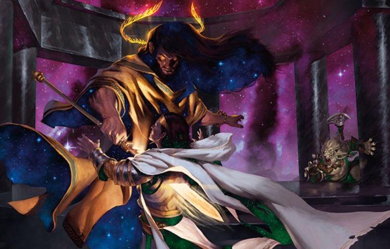 MTG「テーロス&神々の軍勢&ニクスへの旅」公式ストーリー